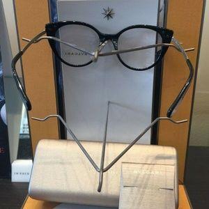 BVLGARI Accessories - Bvlgari Bv 4150 501 Women Frame Cat Eye Italy